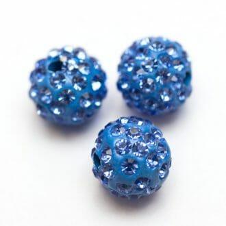 Sambala-koralky-10mm-modre