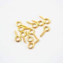 skrutkovacie-ocko-kovove-zlate