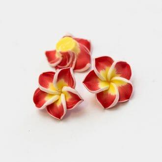 fimo-kvetina-22mm-cerveno-zlta