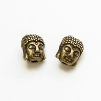 koralka-hlava-buddha-bronz
