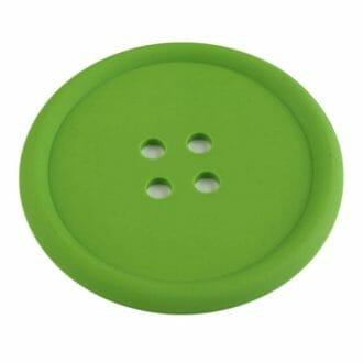 Silikonova-podlozka-zelena-gombik