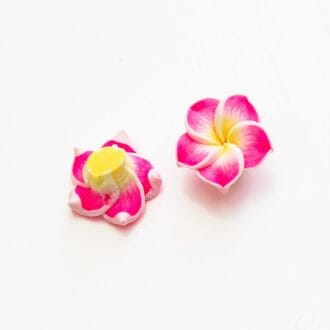 fimo-kvet-ruzovy-12mm