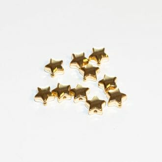 akrylove-srdiecka-zlate-8,5mm