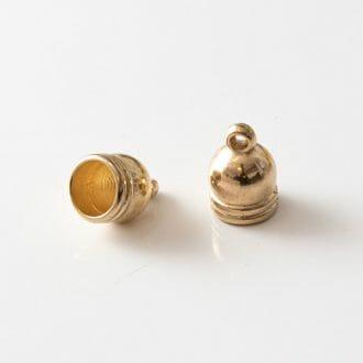 plastova-koncovka-10x15mm-light-gold