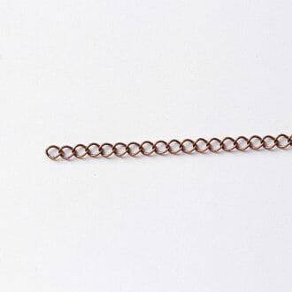 kovova-retiazka-galvanizovaná-4,8×5,6mm-farba-med