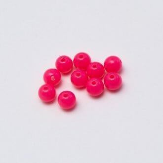 plastove-koralky-leskle-8mm-ruzove-neon