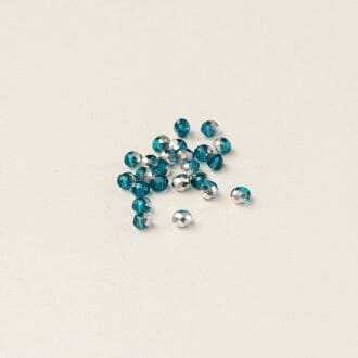 brusene-sklenen-koralky-4mm-strieborno-modre