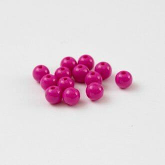 plastove-koralky-8mm-purpurove